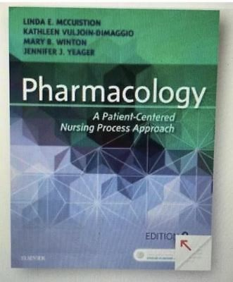 Pharmacology A patient center approach Edition 9 Test Bank! This is not a book!