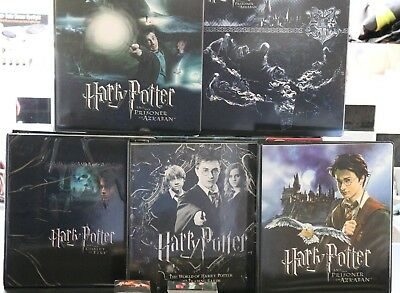 Harry Potter Trading Cards P.o.a. Goblet Of Fire. World Of Binders & Cards