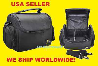 To CAMERA NIKON DSLR SLR D3000 D3100 D3200 D3300 D3400 -> MEDIUM SIZE CASE BAG