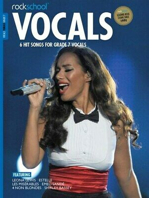 Rockschool: Vocals - Female (Book/Download) 2014-17