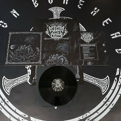 COSMIC VOID RITUAL - Grotesque Infections of Planetary Divide MLP + Poster