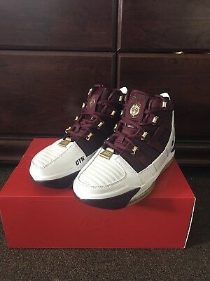 2634837a331c NIKE ZOOM LEBRON 5 Christ The King CTK Home Sample PE Player ...