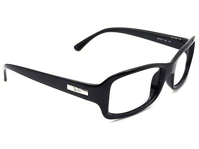 678af00f489 Ray Ban Sunglasses FRAME ONLY RB 4107 601 Black Rectangular Italy 56  15 135