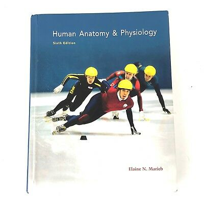 Marieb Human Anatomy And Physiology 8th Edition Hardcover 6000