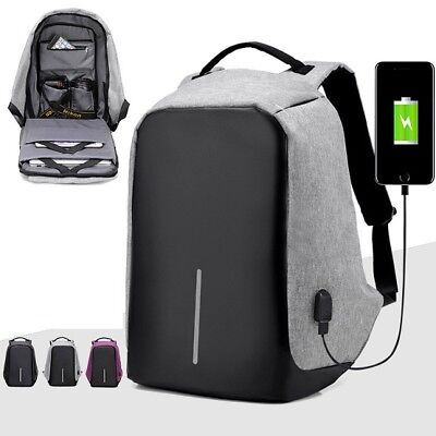 Multifunctional Anti-thief USB Charging :15inch Laptop Backpacks For Teenager