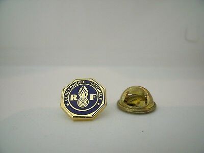 Pin's Pins Pin Badge GENDARMERIE NATIONALE R F ! TOP ! 2