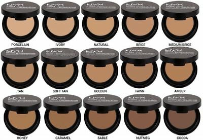 NYX Hydra Touch Powder Foundation,Boxed,Sealed-Choose your shade(SPECIAL OFFER)