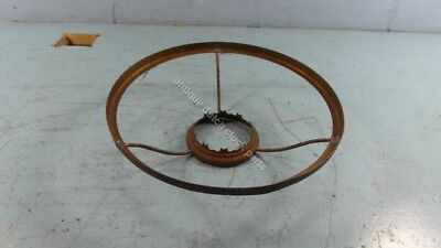 European Brass Burner Shade Ring To Add 19 Cm Shade To Your Table Oil Lamp
