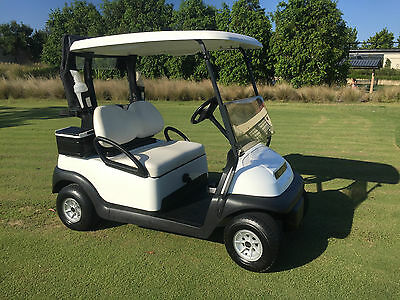2014 Club Car Precedent BATTERIES REPLACED 2016 48V Electric Golf Cart Buggy