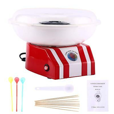 Classic Electric Commercial Cotton Candy Machine Sugar Floss Candy Maker Machine