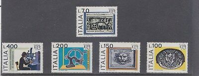 ITALY-1976-INTERNATIONAL PHILATELIC EXHIBITION-MILAN-MUH SET-$4.50-freepost