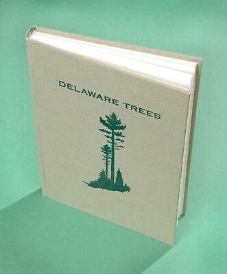DELAWARE TREES by William Taber  3rd Edition 1995  Mint