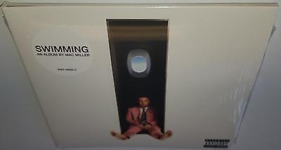 MAC MILLER (r.i.p.) SWIMMING (2018 RELEASE) BRAND NEW SEALED CD