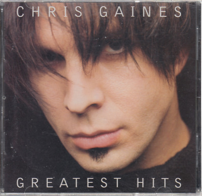chris gaines greatest hits cd promo garth brooks