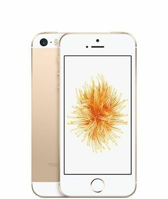 Apple iPhone SE 16/32/64GB SIM Free Grey Pink Gold Silver Smartphone Unlocked