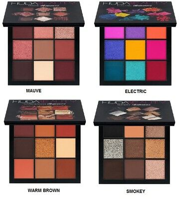 Neu HUDA Beauty Eyeshadow Lidschatten Palette Limited Edition Begrenzte DE ''