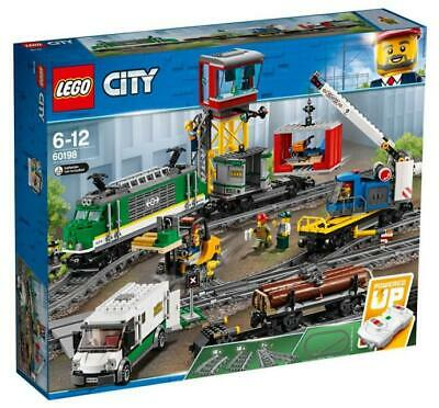 Lego City Treni 60198 - Treno Merci