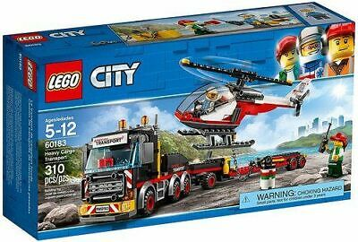Lego City 60183 - Great Vehicles: Trasportatore Carichi Pesanti