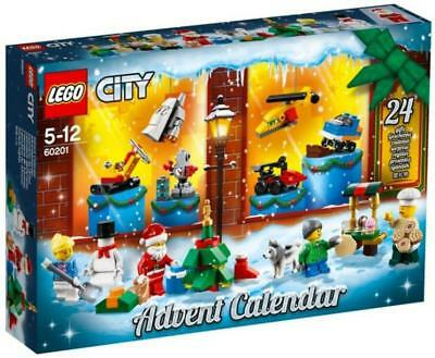 Lego City 60201- Calendario Dell'avvento