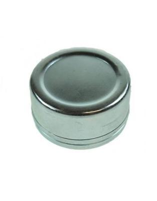 Set of 4 55.5mm Steel Hub Cap for ALKO 1637/2151 Euro Drums