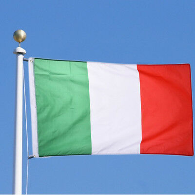 Italy Flag 90*150cm / 3*5 FT Big Hanging Italy National Country Flag Italian