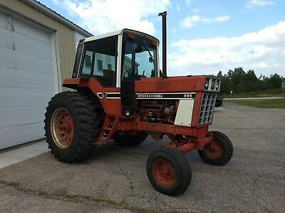 1979 International IH 886 Diesel Tractor