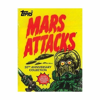 Neuf BD - Mars Attacks: 50th Anniversary Collection