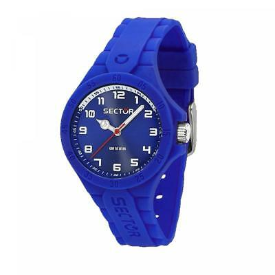 Orologio SECTOR STEELTOUCH R3251576513 Silicone Blu SMALL 34MM Unisex 100mt FIV