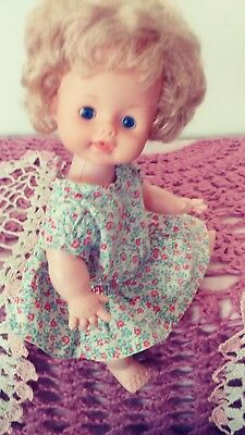 Vintage eegee baby doll 1977 13 inch