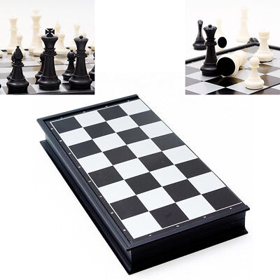 Magnetic Travel Chess Set Folding Board Parent-Child Educational Toy Game Soft