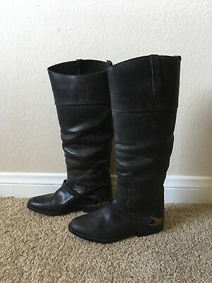 Golden Goose Deluxe Brand Charlye Boot Black 36 NEW