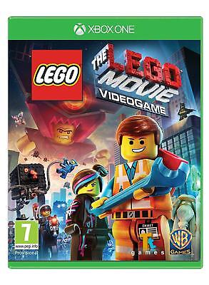The LEGO Movie Videogame Xbox One NEW DISPATCHING TODAY ALL ORDERS PLACED BY 2PM