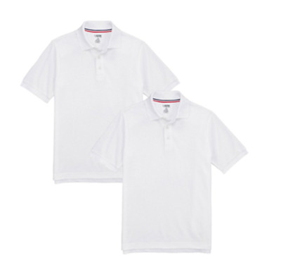NEW French Toast Official Schoolwear Boys Polo Shirt  - 2 PACK, Variety