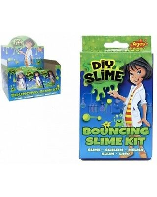DIY Make Your Own Creative Slime Putty Kids Toy Christmas Gift Play Lab Kit 60a