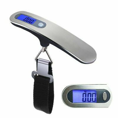 110lb / 50Kg High Precision Luggage Scale Digital Portable Travel Weight Scale