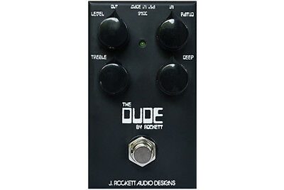 J. Rockett Audio Designs The Dude Overdrive GENTLY USED