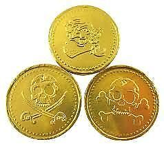 Kingsway Retro Chocolate Sweets Pirate Coins - Wedding / Party Bag 500g