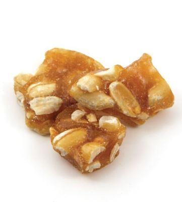 Kingsway Traditional  Retro Sweets Nut Brittle - Wedding /  Party Bag 500g