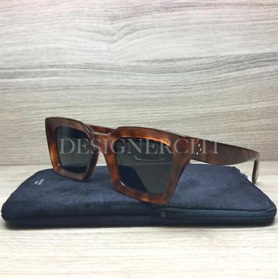 8cd58a85ad1 NEW CELINE sunglasses CL41450 S 50-24 145 Black Frame with Gray Lens ...