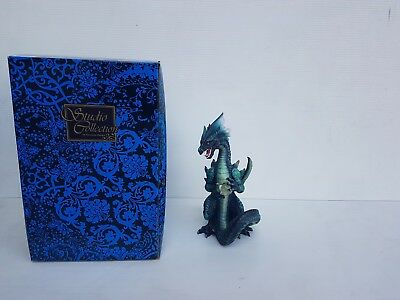 Dragon Holding Crystal Ball Fig Veronese Design The Studio Collection NEW RARE!
