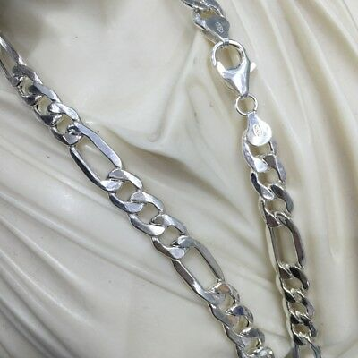 18 inch fine sterling silver chain necklace .925 x 1 chains necklaces CER7709-46