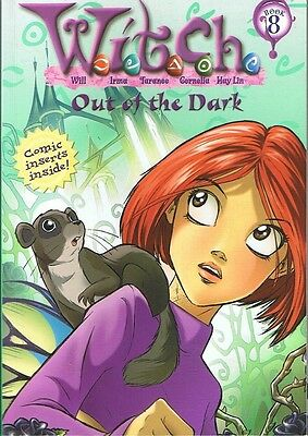 WITCH #8 - Out Of The Dark - Adapted by Julie Komorn (2005) FREE POST