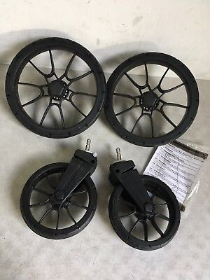 NEW CITY SELECT LUX Stroller Wheel Set (SCRATCHES)