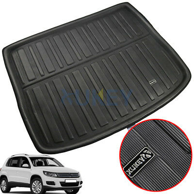 For VW TIGUAN MK1 2007-2016 Tailored Boot tray Liner Cargo Trunk Mat Heavy Duty