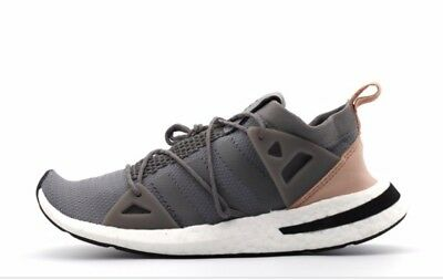 outlet store af06f 49033 Adidas Arkyn W Grey Ash Pearl White Euro Exclusive Boost Us 6.5 yeezy B41499