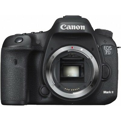 Canon EOS 7D Mark II 20.2MP Digital SLR Camera (Body) EOS7DMK2