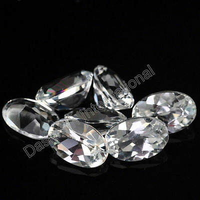 Natural Petalite Oval Cut White Color Calibrated Petalite Oval Loose Gemstone