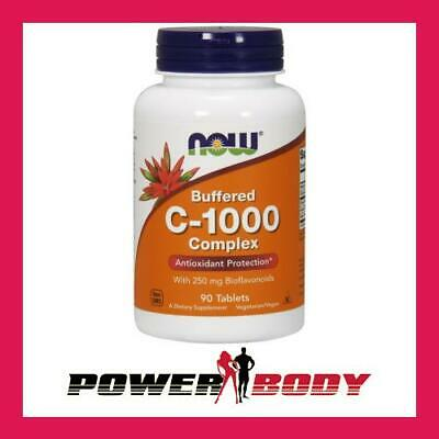NOW Foods - Vitamin C-1000 Complex - Buffered with 250mg Bioflavonoids
