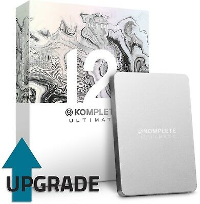 Native Instruments Komplete 12 Ultimate Collector's Edition (UPGRADE from K8-12)