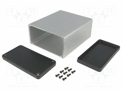 Enclosure: with panel; 1455; X:103mm; Y:120mm; Z:53mm; aluminium [1 pcs]